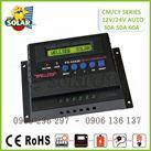Bộ điều khiển Controller Solar Charge PWM 30A LCD