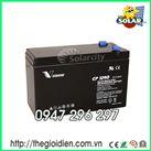 ẮC QUY VISION 12V- 9AH (CP1290) dùng cho xe đạp điện, UPS...