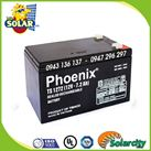 ẮC QUY PHOENIX 12V-7.5AH (TS1275) dùng cho lưu điện, UPS...