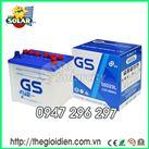 Ắc quy GS nước 12V-60Ah (55D23L)