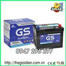 Ắc quy khô GS 12V-75Ah (MF85D26)