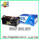 Ắc quy GS nước 12V-200Ah (N200)