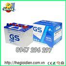 Ắc quy GS nước 12V-65Ah (NS70)