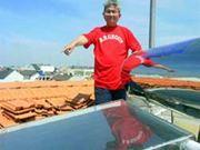 Video: Ghi được hình lốc xoáy năng lượng Mặt trời siêu lớn