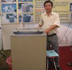 Máy rửa bát dùng năng lượng mặt trời