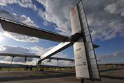 Thử nghiệm mới cho máy bay năng lượng mặt trời