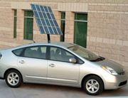 Toyota chế tạo xe chạy bằng năng lượng mặt trời