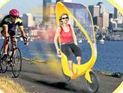 Xe đạp chạy bằng năng lượng mặt trời