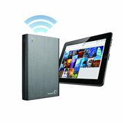 Ổ cứng không dây Seagate Wireless Plus 2TB