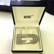 Kẹp tiền MontBlanc Money Clip, Classic Collection 08693