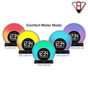 Đồng hồ báo thức Soluna Light của La Crosse Technology có 5 chế độ ánh sáng
