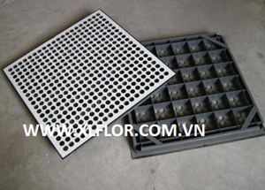 42% Ventilation Steel Air-flow Raised Floor