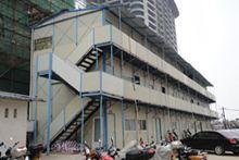 Nhà lắp ghép 3 tầng công nghệ hàn quốc
