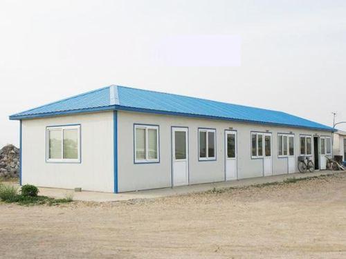Nhà lắp ghép panel tôn xốp làm theo yêu cầu
