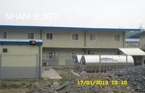 Nhà lắp ghép ở Đà Nẵng