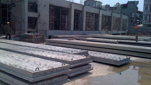 Nhà lắp ghép bê tông cốt thép bền đẹp siêu nhẹ