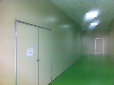 Vách ngăn nhà xưởng - Wall Panel System