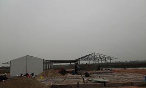 Nhà lắp ghép công trình Tỉnh Trà Vinh