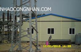 Xây dựng nhà giá rẻ bằng CN và VL nhẹ