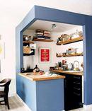 20 Ý tưởng tuyệt vời cho căn bếp nhỏ