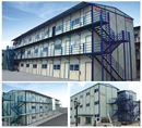 Cần tìm công ty xây lắp nhà khung thép lắp ghép cho công nhân ở tại Bắc Ninh