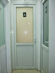 Cửa thông phòng & Toilet