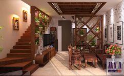 Thi công nội thất biệt thự Gamuda Gardens_Nhà 03- Đường 3.1