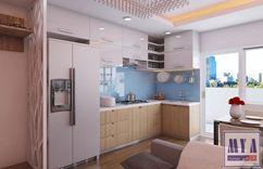 Thiết kế nội thất Nhà Chị Hà_Quận Ba Đình