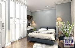 Thiết kế nội thất chung cư Royal City_Nhà Chị Thu Anh