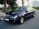 Cho thuê xe 4 chỗ Mercedes E240
