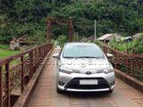 Cho thuê xe 4 chỗ Toyota Vios đưa đón sân bay