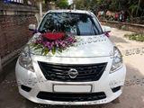 Xe cưới Nissan Sunny