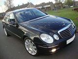Cho thuê xe 4 chỗ Mercedes E280