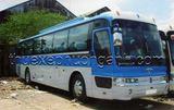 Cho thuê xe 35 chỗ Huyndai Aero Town đưa đón sân bay