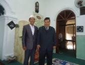 Bộ Tôn giáo Vương quốc Brunei thăm trụ sở BQT Thánh đường Al-Noor