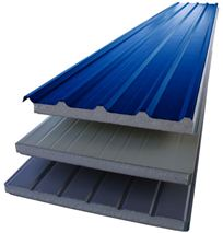 Sun 3-layer roofing