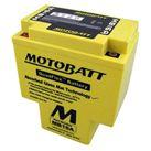 Ắc quy MotoBatt MB16A( 12V-19Ah)