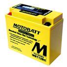 Ắc quy MotoBatt MBT12B4( 12V-11Ah)