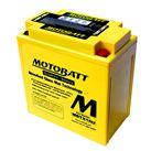 Ắc quy MotoBatt MBTX16U( 12V-19Ah)