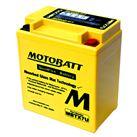 Ắc quy MotoBatt MBTX7U( 12V-8Ah)