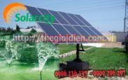 Hệ thống bơm năng lượng mặt trời 30HP