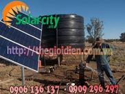 Hệ thống máy bơm nước năng lượng mặt trời 5.0HP