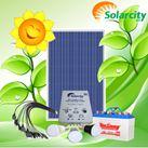 Hệ thống phát điện mặt trời mini 12V công suất 10W