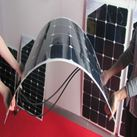 pin mặt trời linh hoạt 160W
