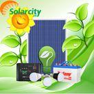 Hệ thống phát điện mặt trời mini 12V công suất 80W