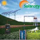 Hệ thống bơm nước bằng điện mặt trời 0.5HP