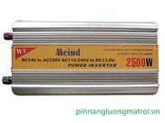 INVERTER - KÍCH ĐIỆN 24VDC SANG 220VAC MEIND 2500W (4000VA-MIH20)
