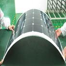 pin mặt trời linh hoạt 140W