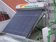 Máy nước nóng năng lượng mặt trời Solarcity 280 lit
