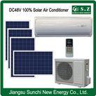 Hệ thống máy lạnh dùng Điện Mặt Trời